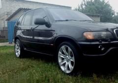 продам bmw x5, 2002