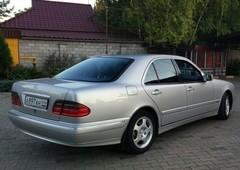 продам mercedes-benz e-класс, 2000