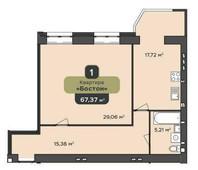новобудова 28 870 у.е. - недвижимость, продажа квартир, новостройки в хмельницком на оголоша 1756264
